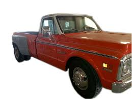 Classic Chevy Dually Trucks - custom trucks