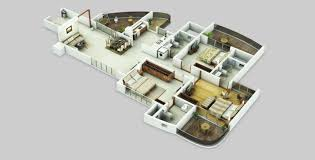 isometric floor plan keystone