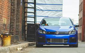 volkswagen golf blue vw volkswagen golf blue car 7007943