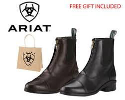 s boots day delivery ariat heritage 4 iv zip paddock boots day delivery free