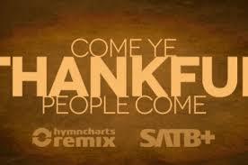 thanksgiving hymns hymncharts