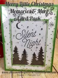 merry christmas memories u0026 card pack