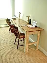 long thin dining table ana white narrow farmhouse table diy projects narrow dining table