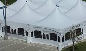 canopies for rent rent a marquee canopy sidewall at all seasons rent all