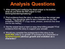 a short story the sniper by liam o u0027flaherty ppt video online