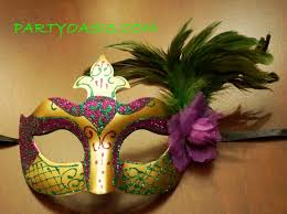 new orleans masquerade masks orleans feather eye mask