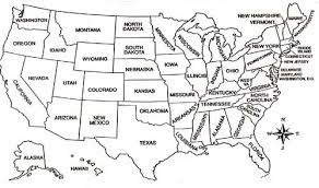 missouri map coloring pages usa coloring pages printable coloring image