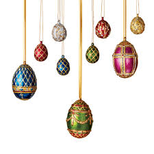 carl fabergé created the precious jeweled easter eggs for
