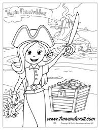 free pirate coloring pages 28 images pirate coloring page