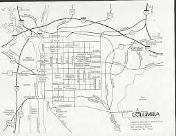 map of columbia south carolina photoaltan5 of south carolina columbia map