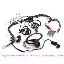 gy6 wiring harness ebay