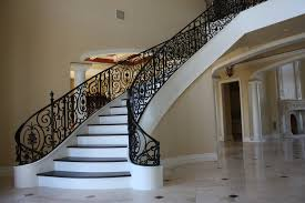 Banister Rail Decoration Ideas Perfect Graphic Iron Banister Rail Staircase
