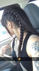 best 10 women u0027s faux hawk ideas on pinterest viking hair long