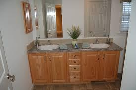 oak vanity cabinets for bathrooms bathroom vanity