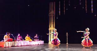 arangetram decoration anoushka ananya gokhale show tremendous poise symmetry
