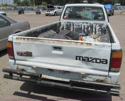 kens truck sales 1993 mazda b2200 pickup truck item h8905 sold august 18