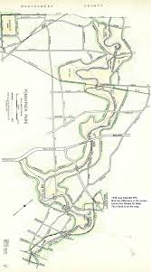 Tyler State Park Map by Friends Of Pennypack Park