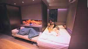330 Square Feet Room by Inside A 309 Sqft Smart U0027transformer U0027 Apartment Cnn Style