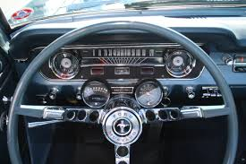 1966 ford mustang dash anybody pictures of how they mounted a tach in their 1965