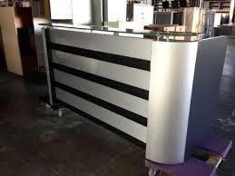 Custom Reception Desk Advanced Liquidators Faustino U0027s La Fantome Custom Receptionist