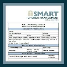 free church forms