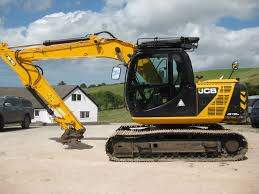 jcb js 130 lc north wales crawler excavators year of manufacture