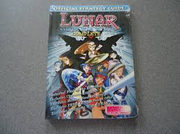 lunar silver star story official strategy guide psx new u2022 39 95