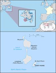 map of st and miquelon maps of and miquelon map library maps of the world