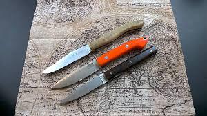 Bark River Kitchen Knives Fixed Blades Die Kleinen Teil 3 Bark River