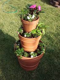 Flower Pot Holders For Fence - plant stand plant pot holder with rollers holders for fence