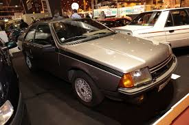 1984 renault fuego retromobile 2017 les renault turbo s u0027invitent chez youngtimers