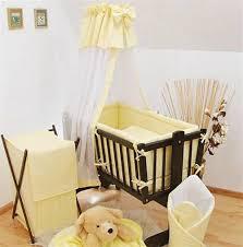 Plain Crib Bedding 7 Crib Baby Bedding Set 90x40 Canopy Fits Rocking Swinging