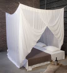 mosquito net for bed cotton rectangular shaped mosquito net for use with double bed