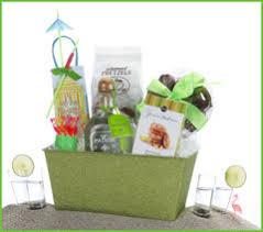 tequila gift basket send liquor patron