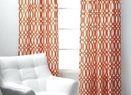 Orange Thermal Curtains Target Orange Curtains 100 Images Curtains Wide Width Blackout