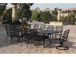 Darlee Patio by Darlee Outdoor Living Series 60 Cast Aluminum 92 X 42 Rectangular
