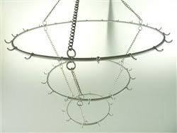 Chandelier Frame Parts Hanging Metal Chandelier Frame Wire With Hook 19