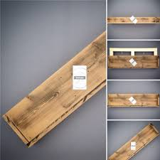 Reclaimed Wood Floating Shelves by Floating Shelves Wood Floating Shelves Rustic Floating Shelves