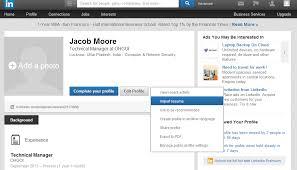 Resume Builder From Linkedin Upload Resume Linkedin 22 Monster Resume Builder Templates And