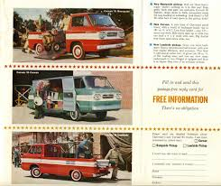Oldride Classic Trucks Chevrolet - chevrolet corvair pickup series advertisement photo picture