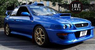 subaru gc8 used 1999 subaru impreza sti for sale in west yorkshire pistonheads