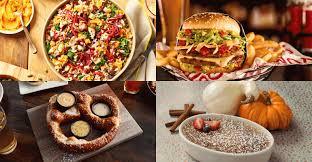 menu tracker new items from tilted kilt mimi s café freshii