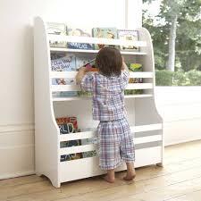 slim bookcase white white bookcase jojo maman bebe