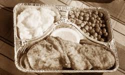 til in 1953 swanson had 260 tons of leftover turkey from