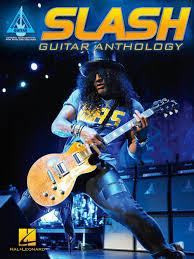 amazon com hal leonard slash guitar anthology guitar tab