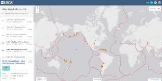 Earthquake Incident Map Did Earthquake Actually Shake Mankato In April Report