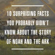 noah and the ark u2014 brennan mcpherson