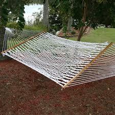 pawleys island presidential size double hammock hayneedle