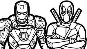 images of coloring pages deadpool coloring pages printable tags deadpool coloring pages 8
