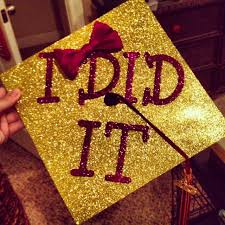 Ideas On How To Decorate Your Graduation Cap 72 Best Graduation Cap Decorations And Designs Images On Pinterest